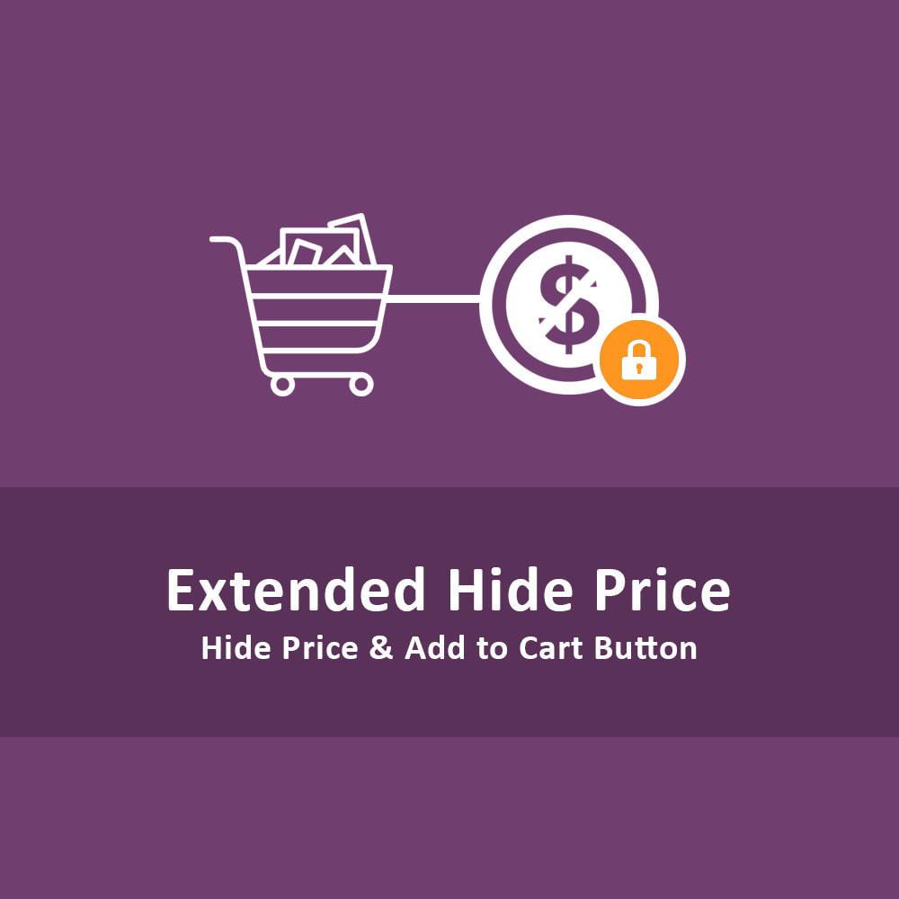 module - Inscripción y Proceso del pedido - Oculto Precio Pro: ocultar precio y añadir al carrito - 1