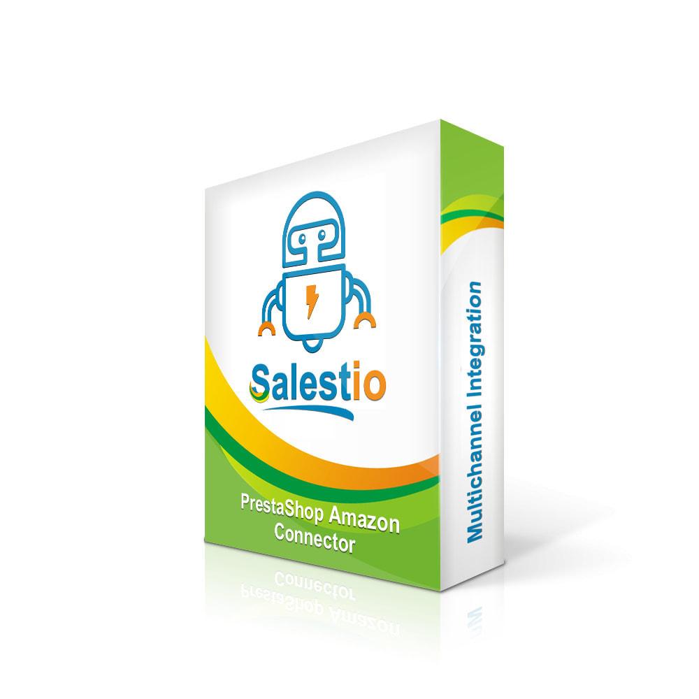 module - Marketplaces - Salestio — Amazon Marketplace Integration - 1