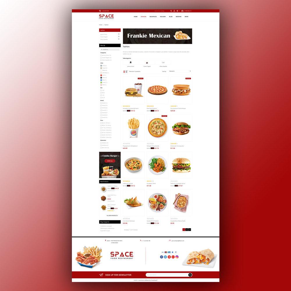 theme - Food & Restaurant - Space - Food Restaurant - 4