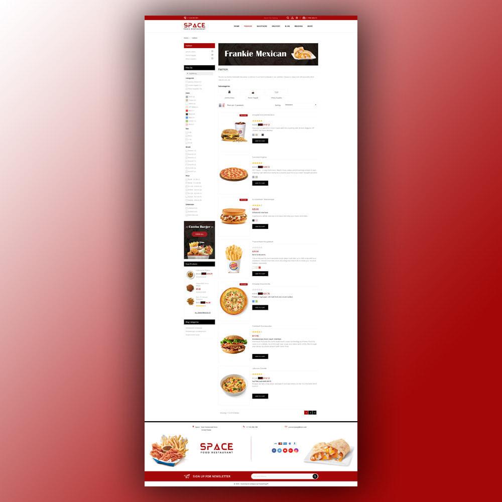 theme - Food & Restaurant - Space - Food Restaurant - 5