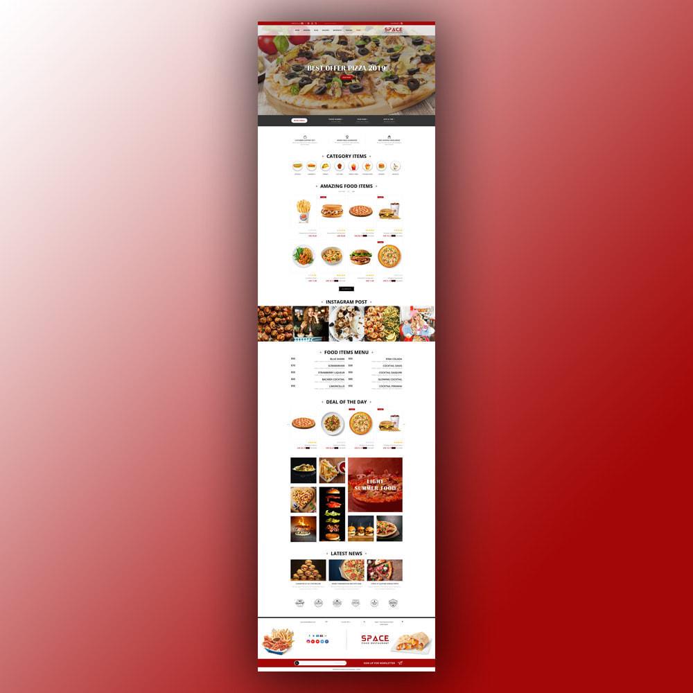 theme - Food & Restaurant - Space - Food Restaurant - 8