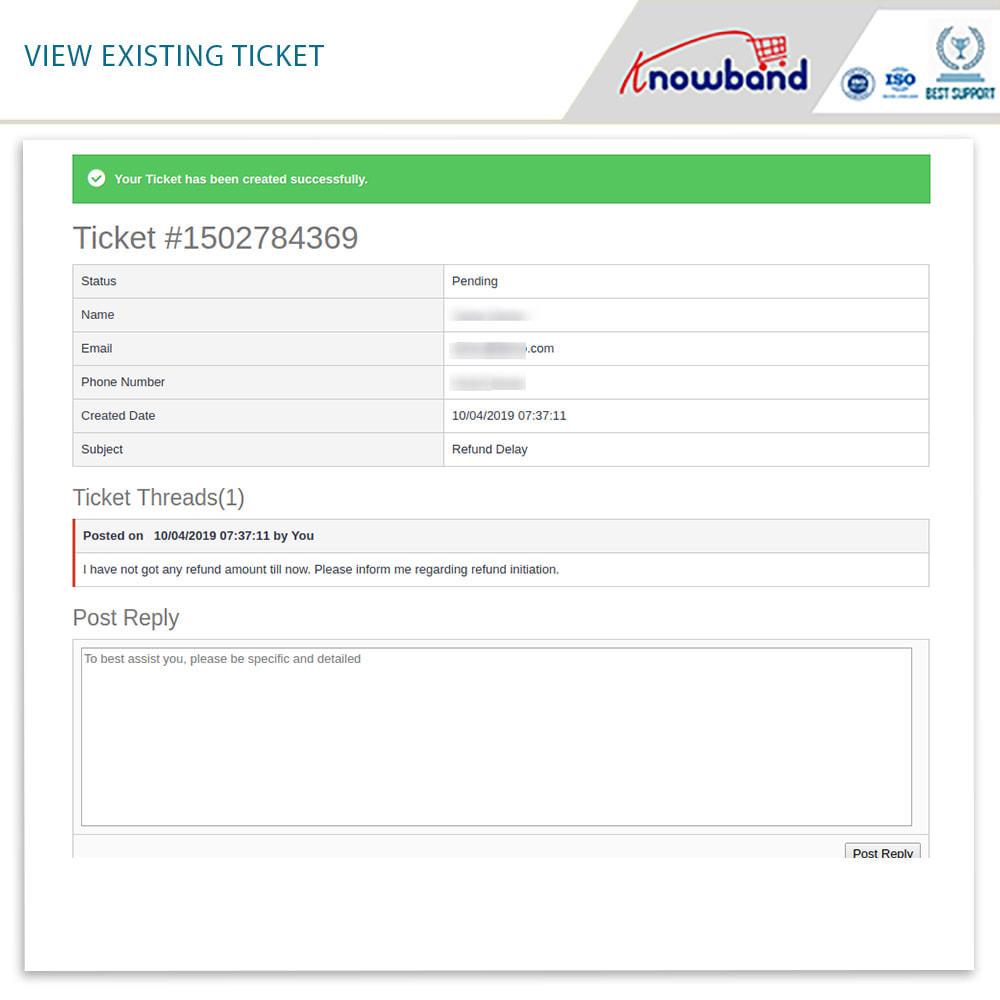 module - Customer Service - Knowband - Order Return Manager(Return Slip & Barcode) - 7