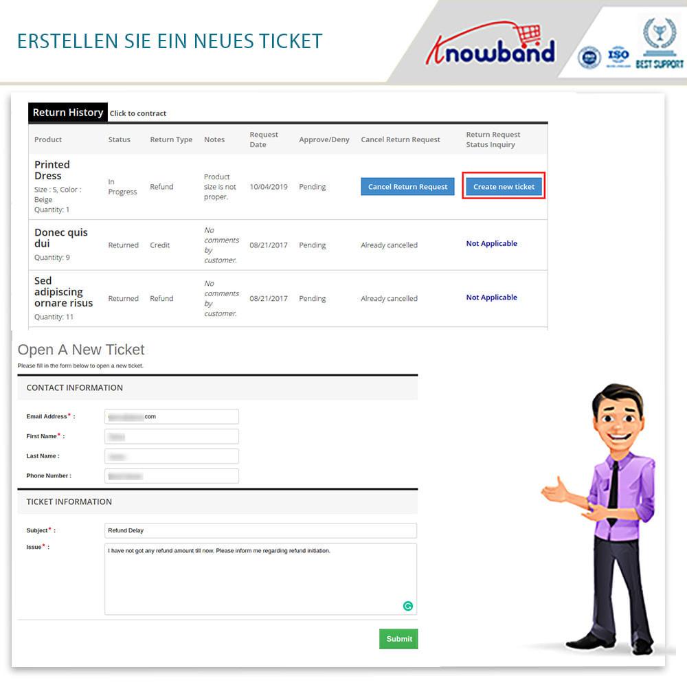 module - Kundenservice - Knowband - Bestellrückleiter-Rückschein mit Barcode - 6