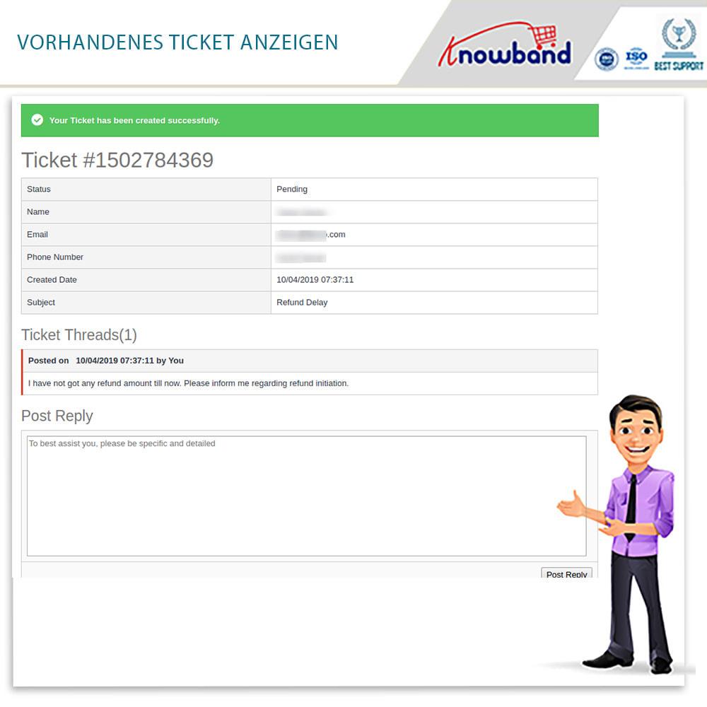 module - Kundenservice - Knowband - Bestellrückleiter-Rückschein mit Barcode - 7