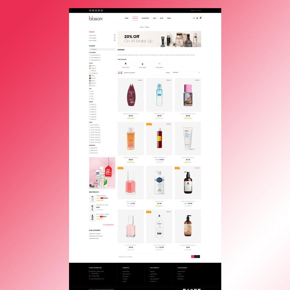 theme - Zdrowie & Uroda - Blossom - Beauty Store - 5