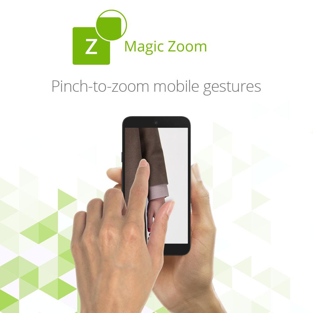 module - Visual Products - Magic Zoom - 3