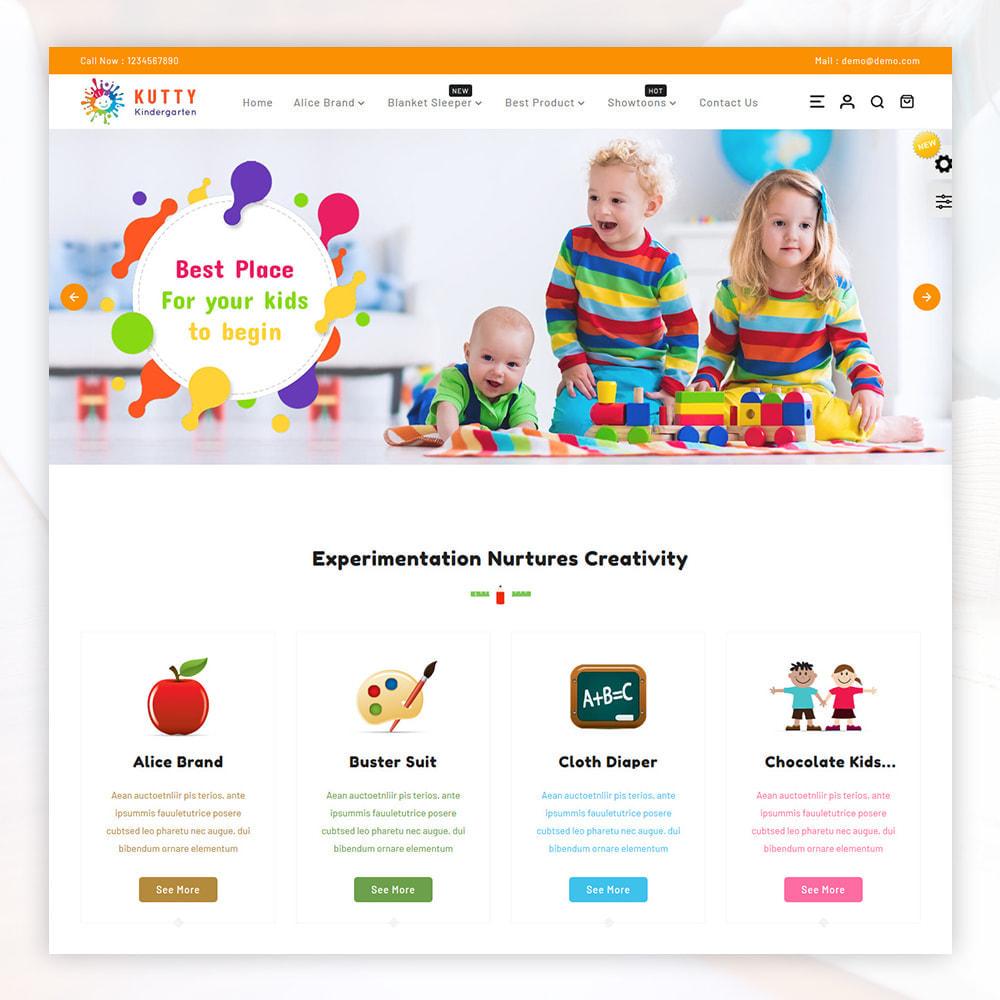 theme - Regalos, Flores y Celebraciones - Kids Store - 2