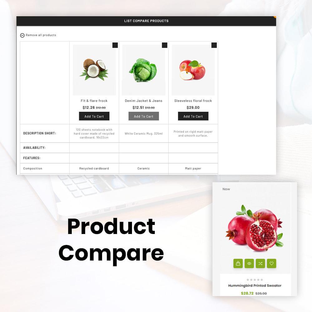 theme - Food & Restaurant - Organic Store - 8