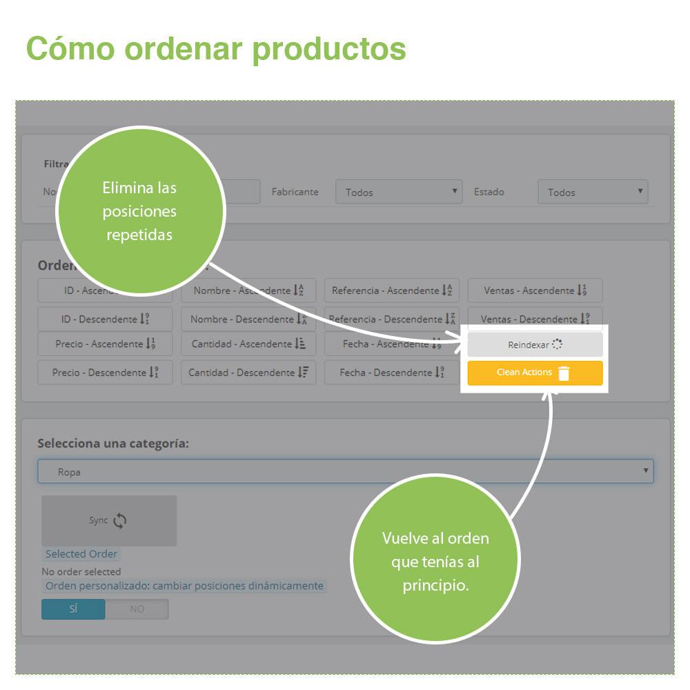 module - Edición Rápida y Masiva - Ordenar Productos por Categoría - Orden Visualización - 6