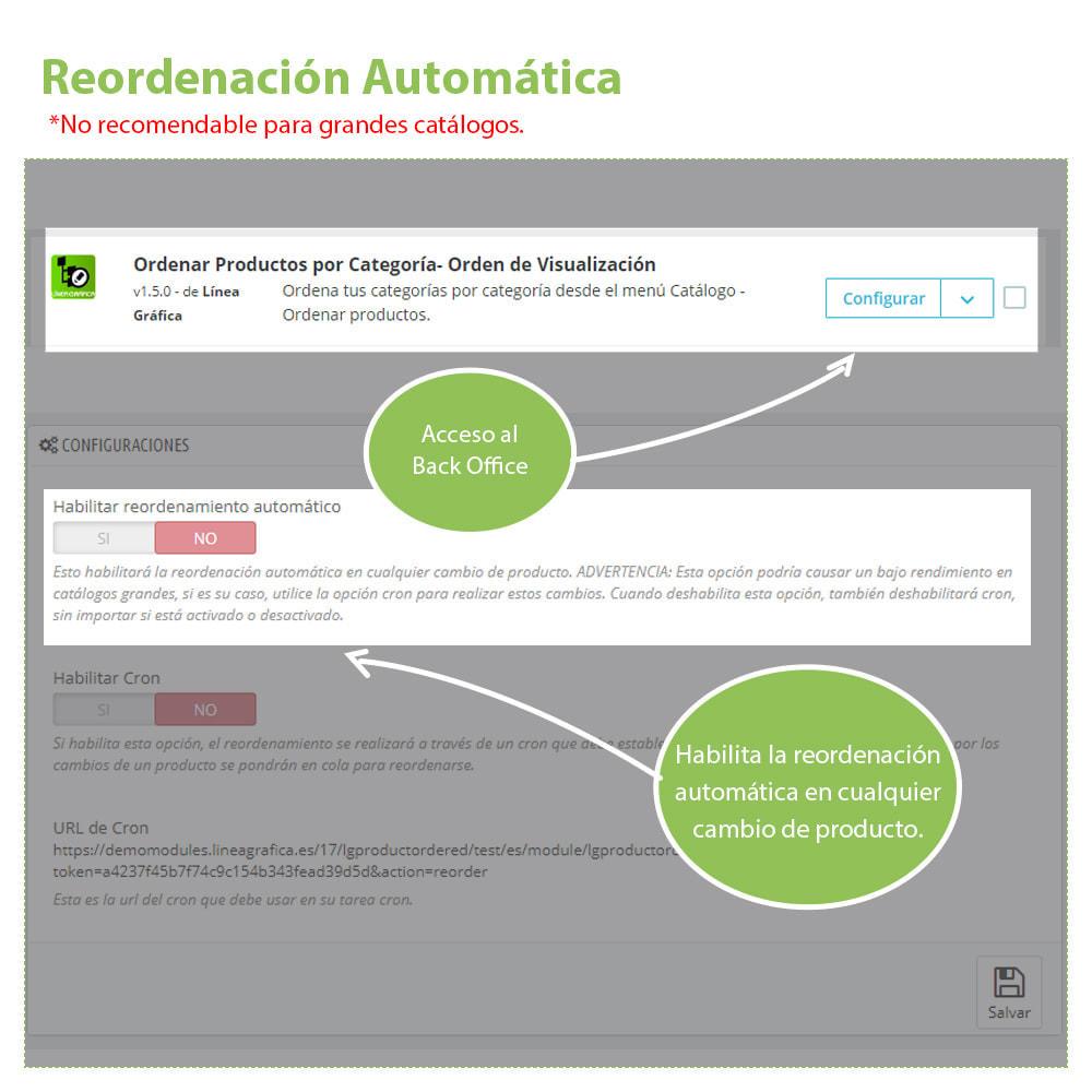 module - Edición Rápida y Masiva - Ordenar Productos por Categoría - Orden Visualización - 7