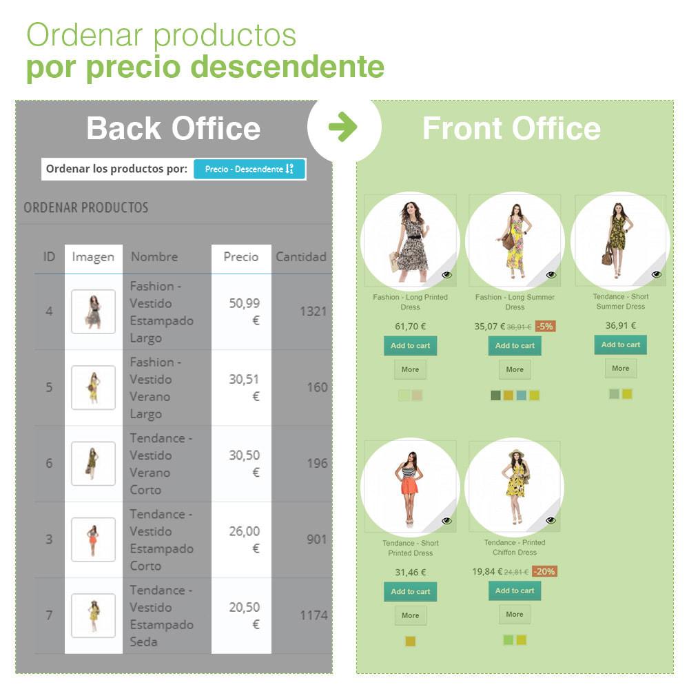 module - Edición Rápida y Masiva - Ordenar Productos por Categoría - Orden Visualización - 18