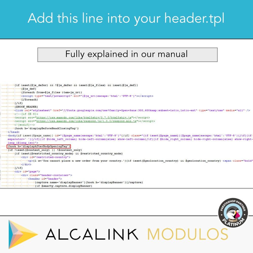 module - Análises & Estatísticas - Google Tag Manager + Add-ons. User activity. - 11