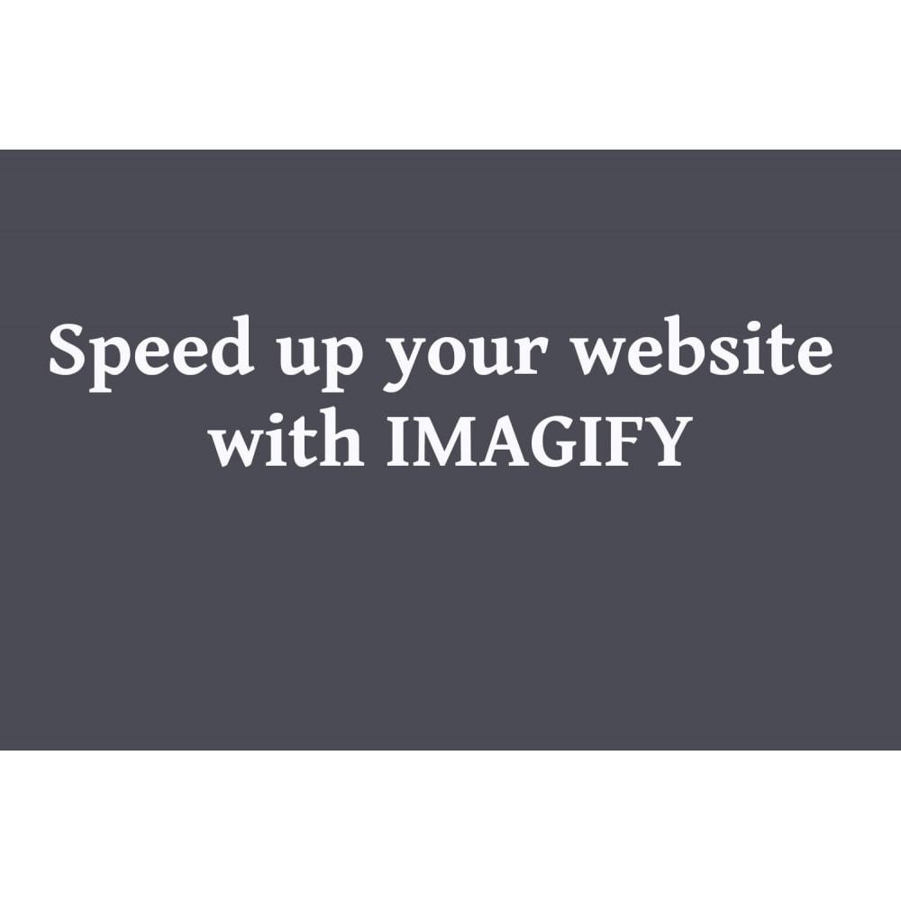 module - Website Performance - Compressore di immagini con IMAGIFY - 1