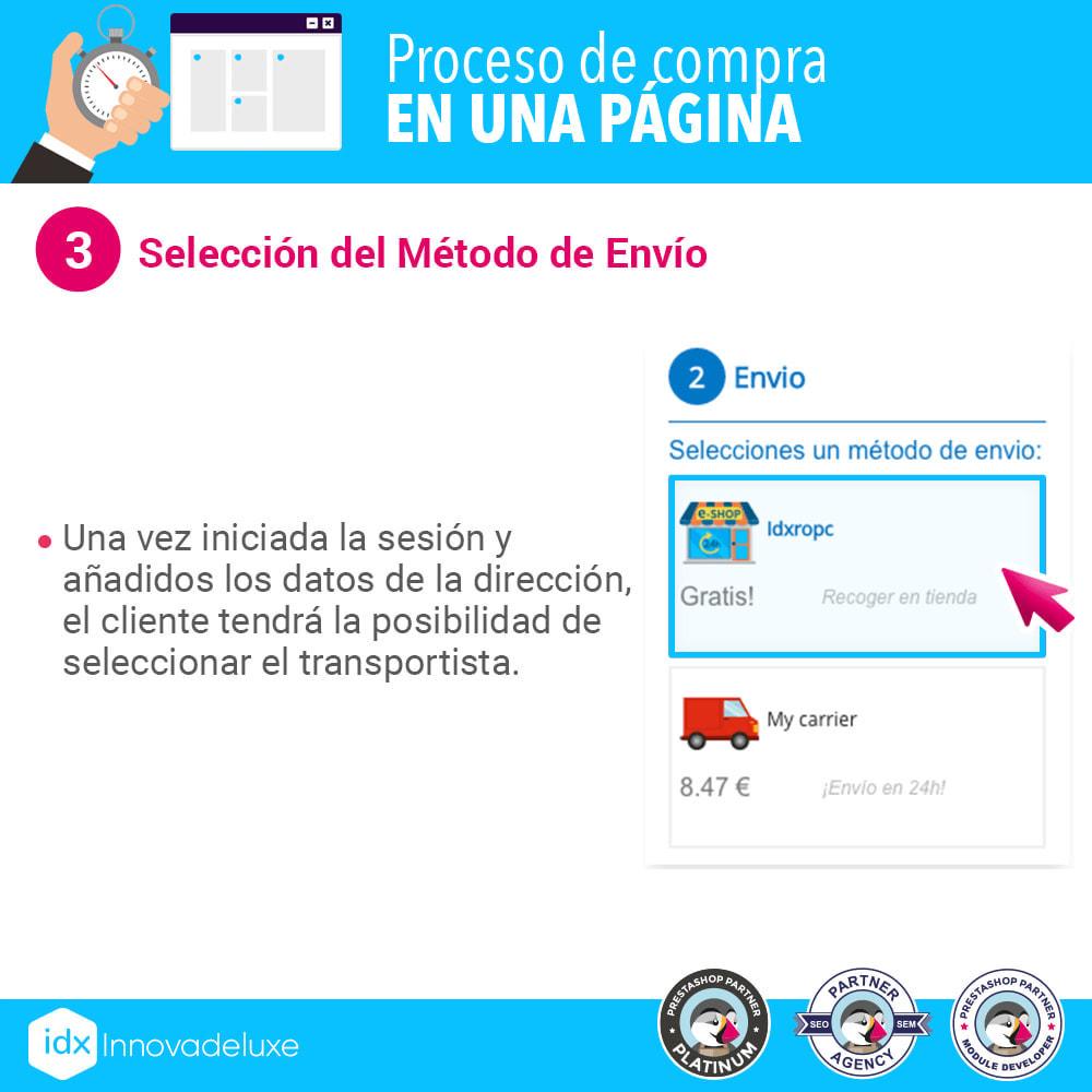 module - Proceso rápido de compra - Proceso de compra (Checkout) en una sola página - 8