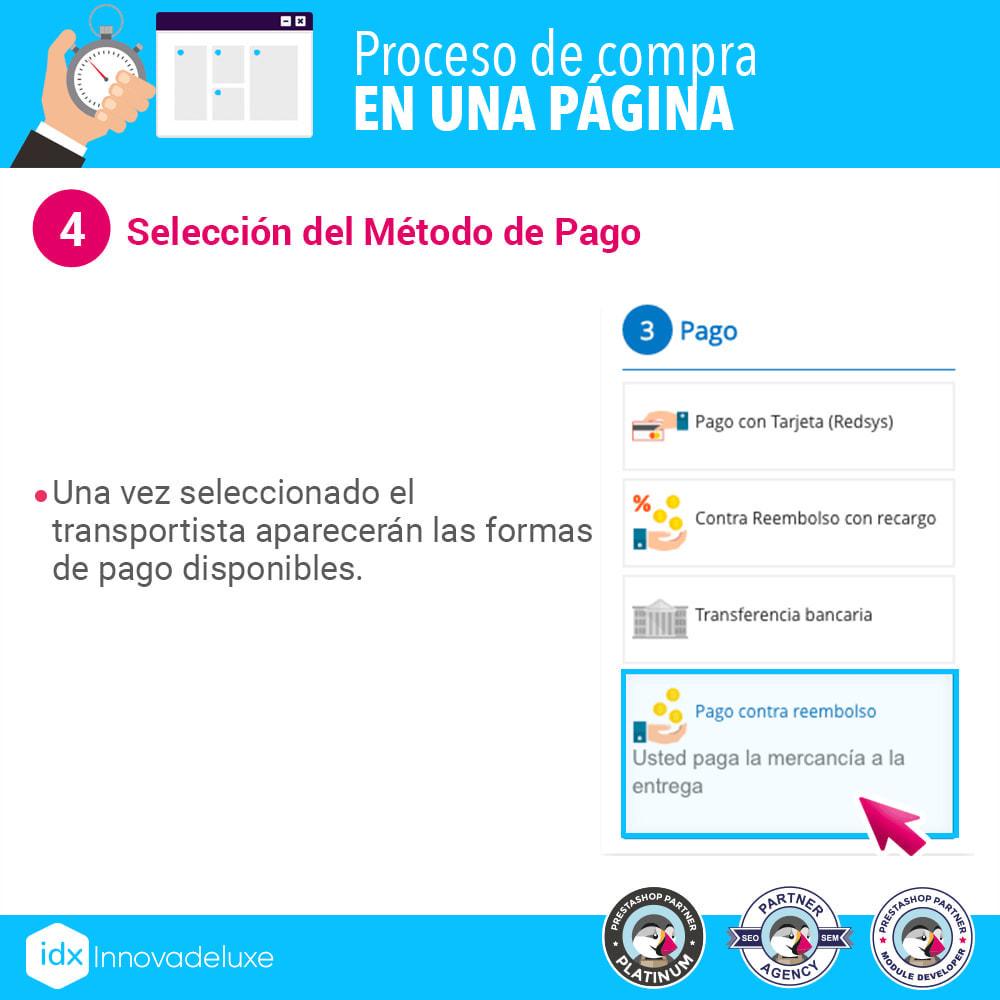 module - Proceso rápido de compra - Proceso de compra (Checkout) en una sola página - 10