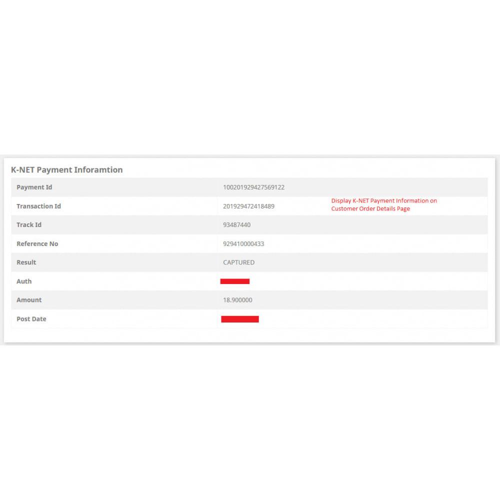 module - Paiement par Facture - K-Net Payment - Kuwait's Leading Online Service - 5
