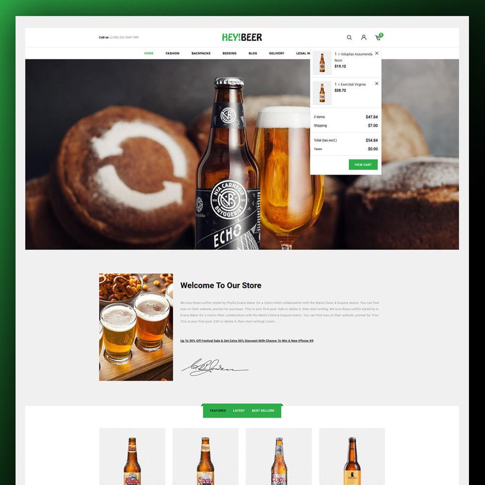 theme - Drink & Tobacco - Heybeer - Beer Store - 3