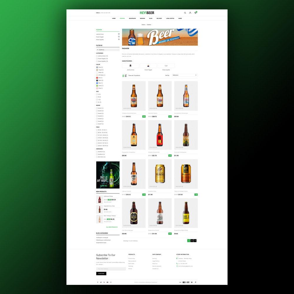 theme - Drink & Tobacco - Heybeer - Beer Store - 4