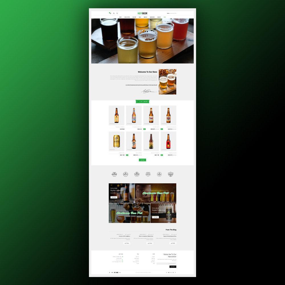 theme - Drink & Tobacco - Heybeer - Beer Store - 8
