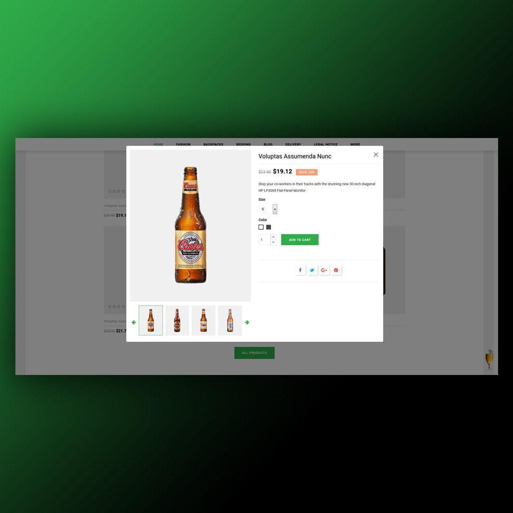 theme - Drink & Tobacco - Heybeer - Beer Store - 9