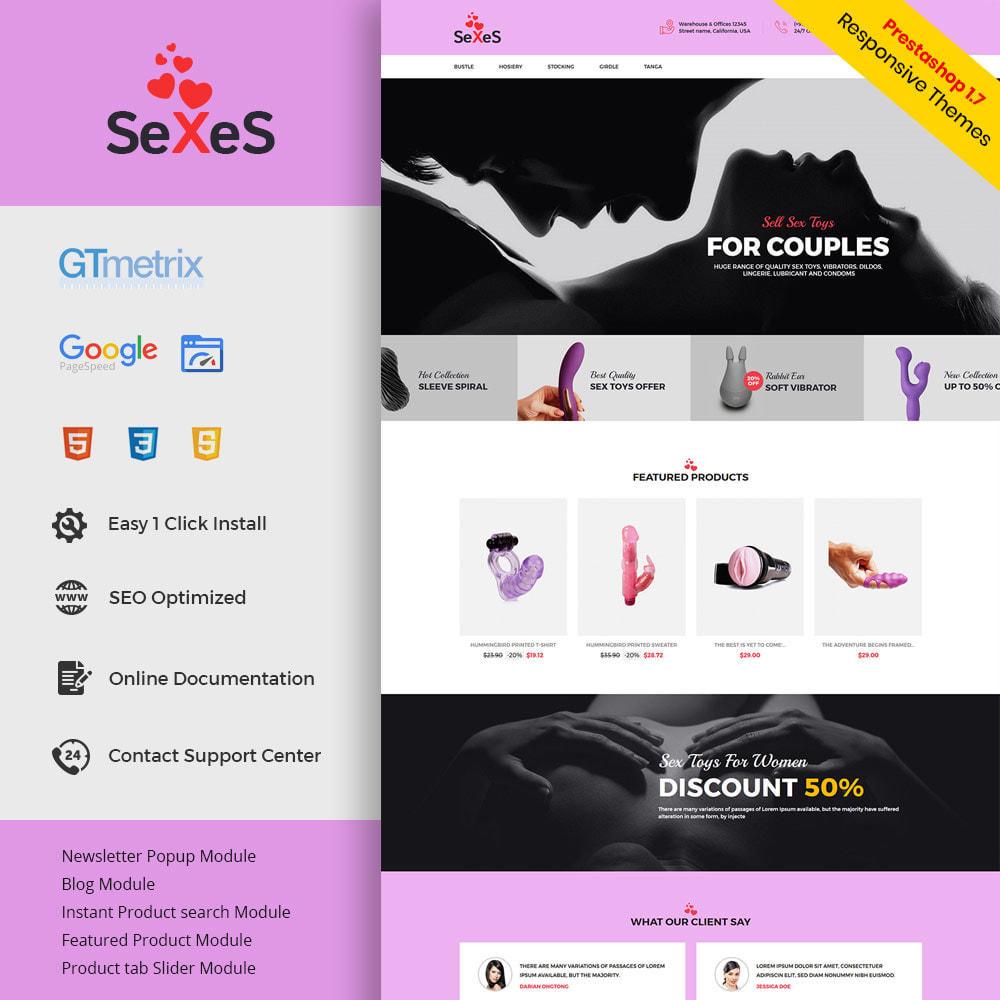 theme - Нижнее белье и товары для взрослых - Sexes - Sex Toys Одежда для плавания для взрослых - 1