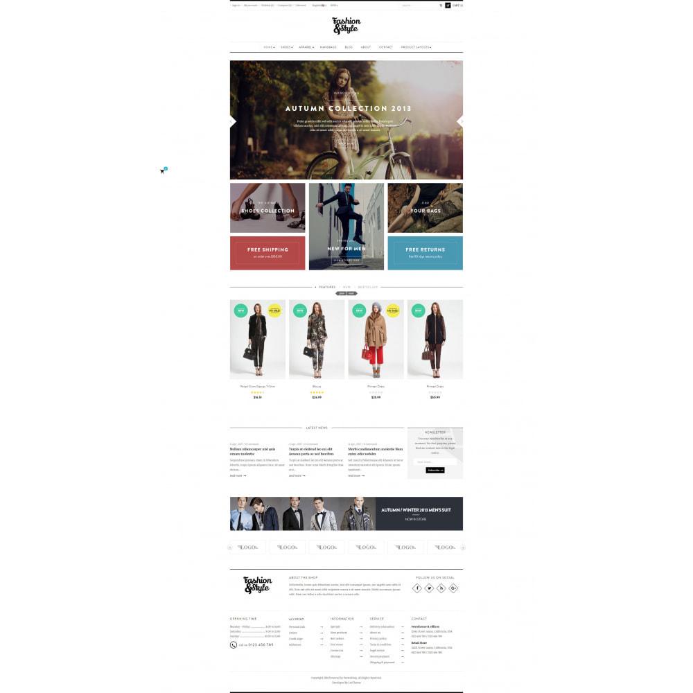 theme - Moda & Calzature - Leo Fashion Store - 3
