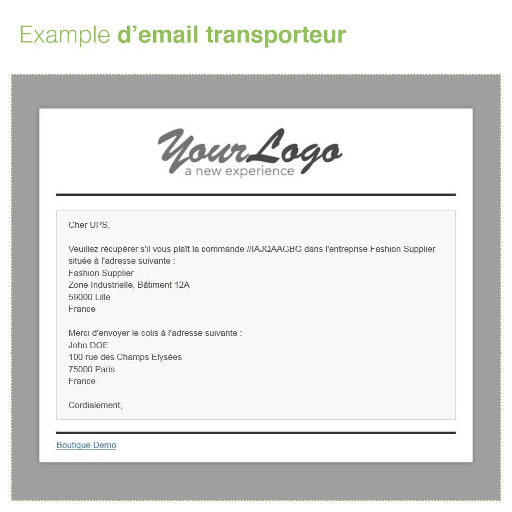 module - Dropshipping - Dropshipping - Emails Fournisseurs et Transporteurs - 9