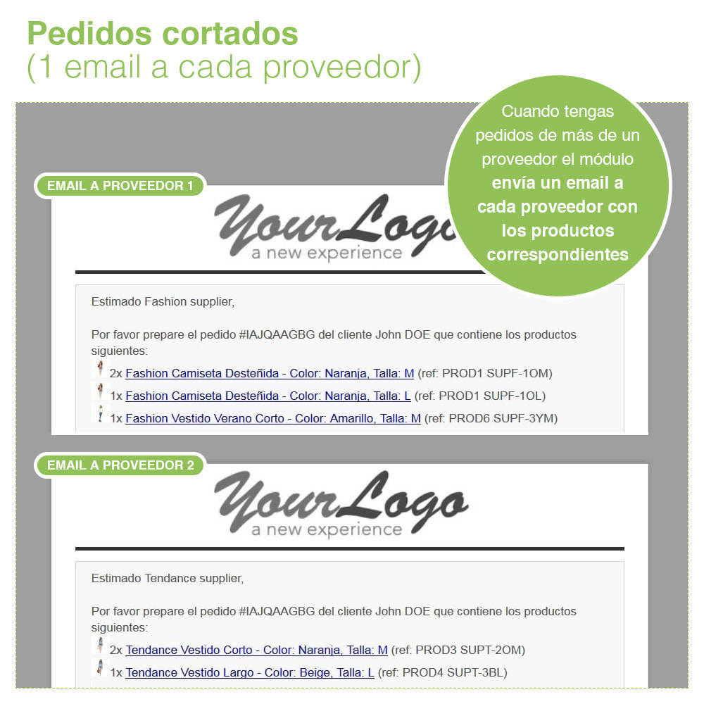 module - Dropshipping - Dropshipping – Emails a Proveedores y Transportistas - 5
