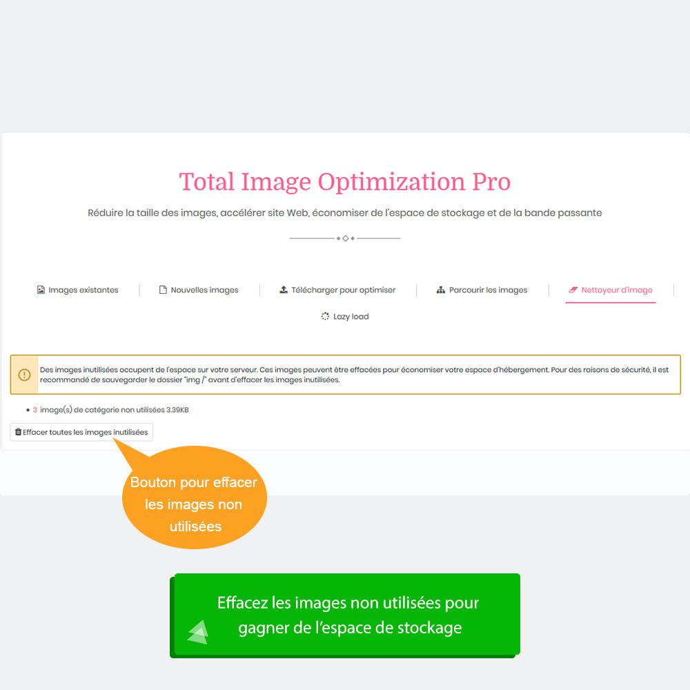 module - Performance du Site - Image Optimization Pro - Compression sans perte - 9