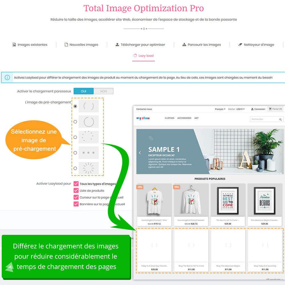 module - Performance du Site - Image Optimization Pro - Compression sans perte - 10