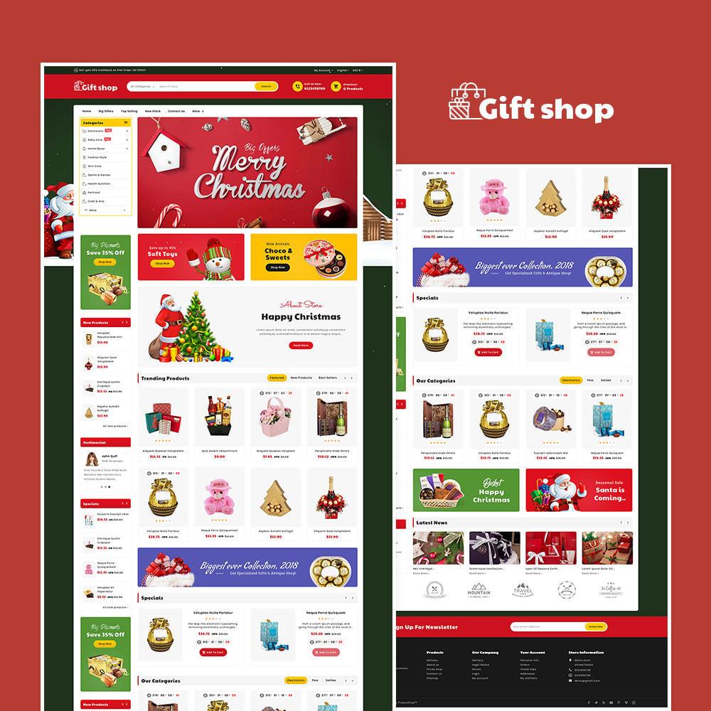 theme - Geschenke, Blumen & Feiern - Gift & Articles Shop - 2