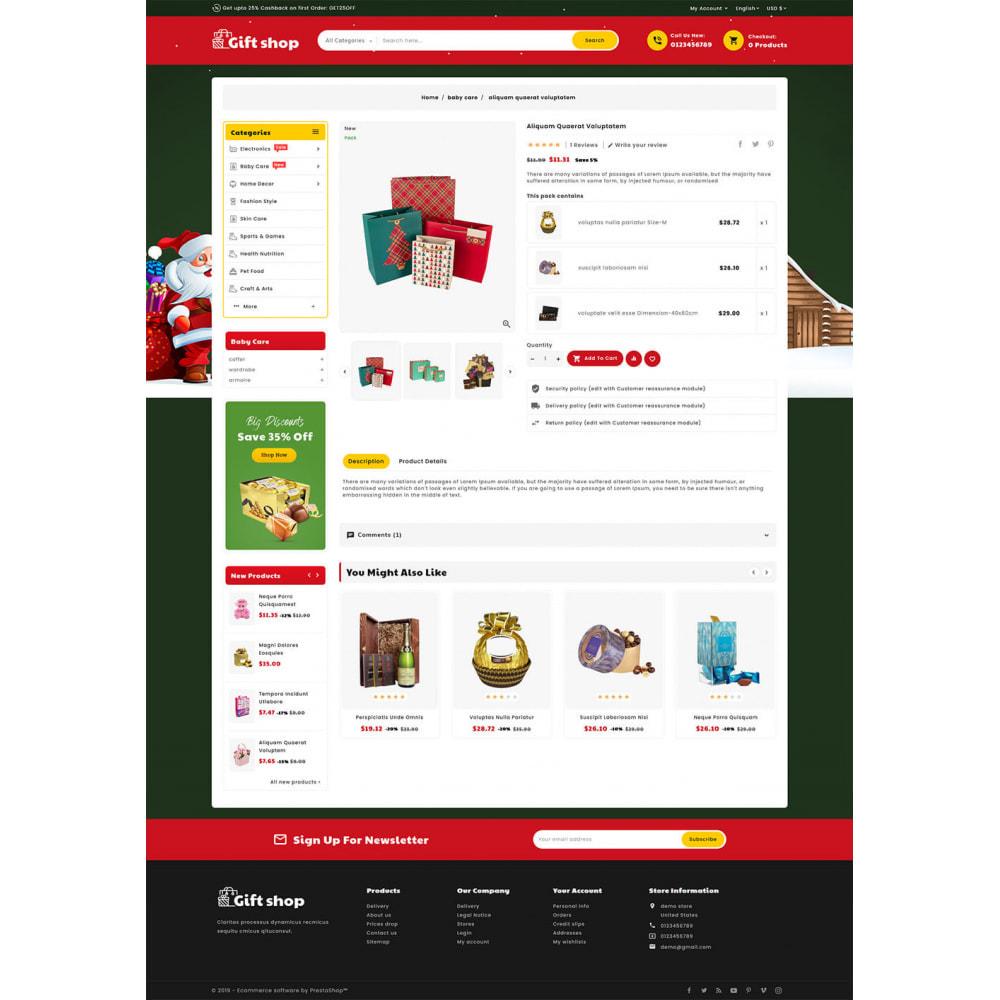 theme - Geschenke, Blumen & Feiern - Gift & Articles Shop - 5