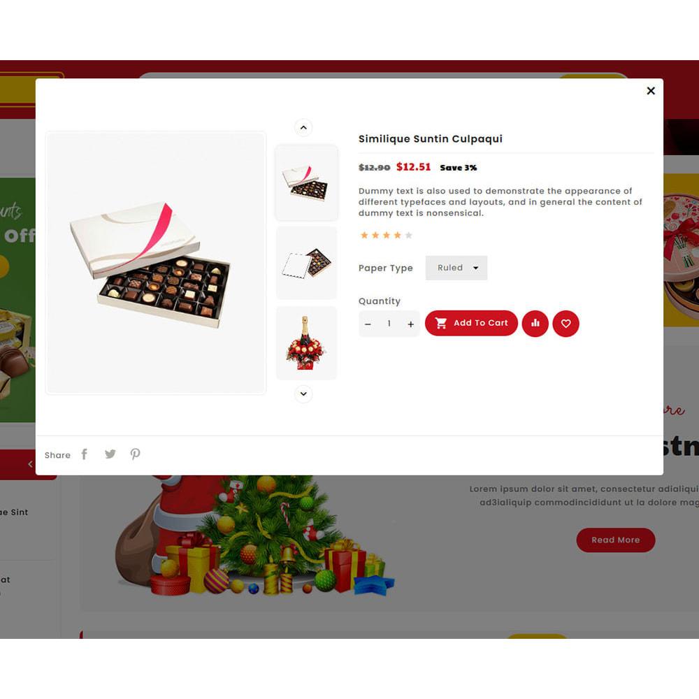 theme - Geschenke, Blumen & Feiern - Gift & Articles Shop - 8