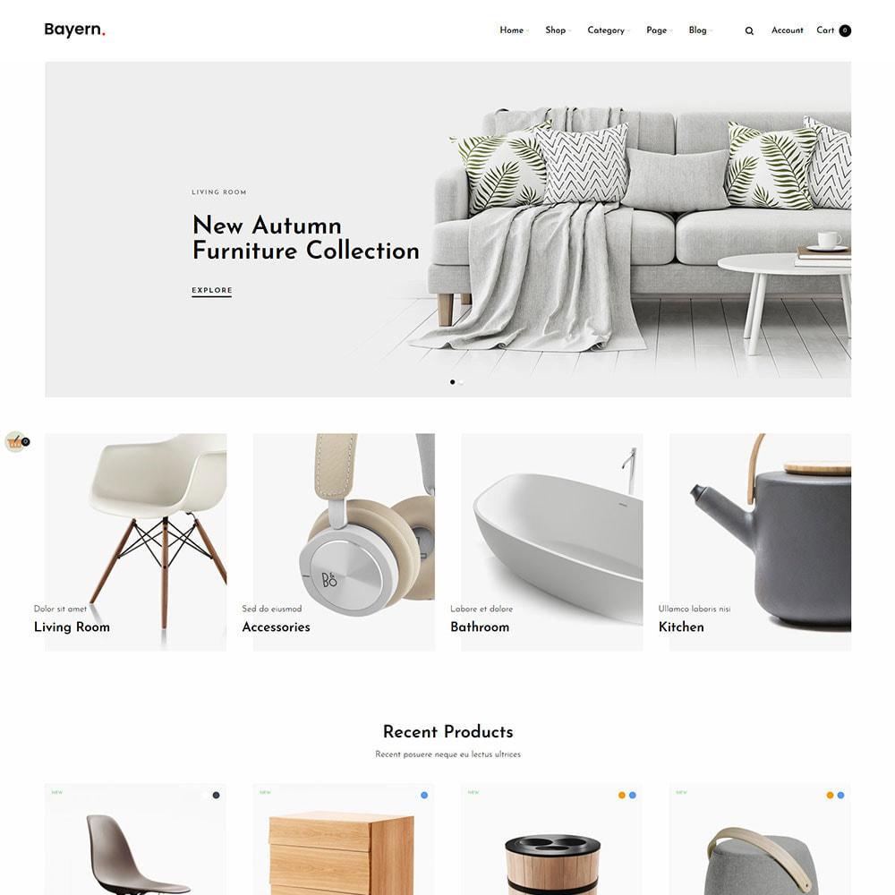 theme - Casa & Jardins - Bayern - The Furniture Store - 1
