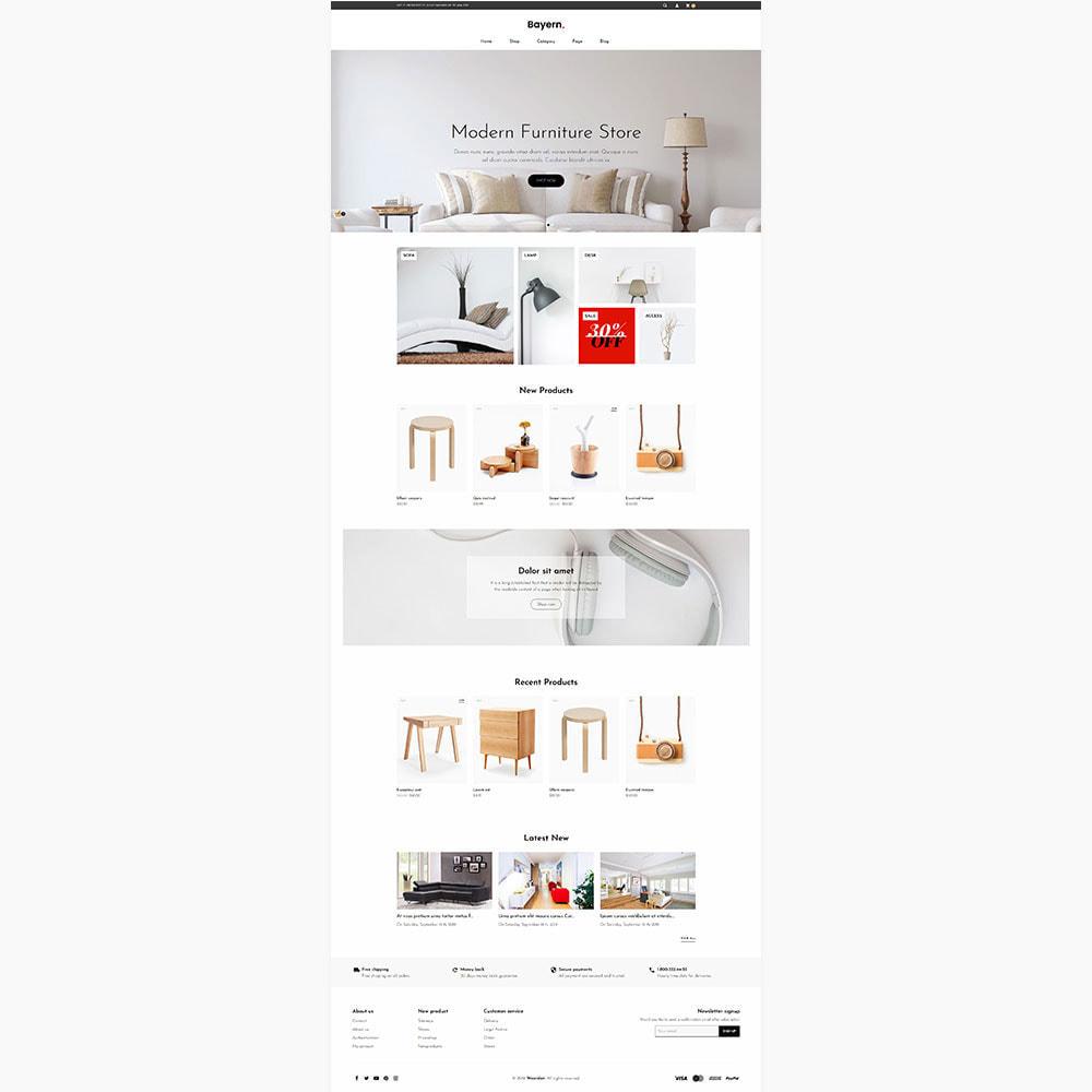 theme - Casa & Jardins - Bayern - The Furniture Store - 2