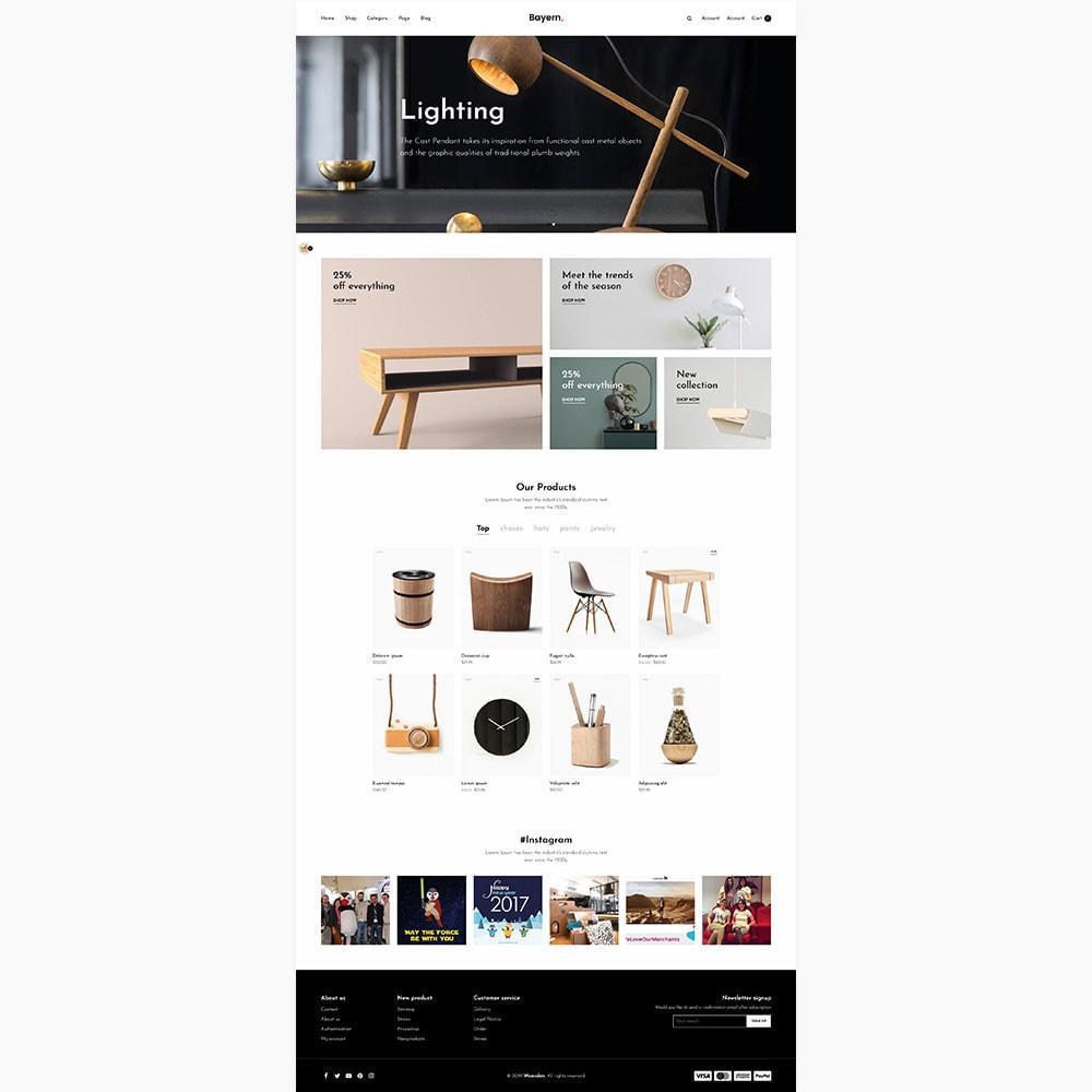 theme - Casa & Jardins - Bayern - The Furniture Store - 3