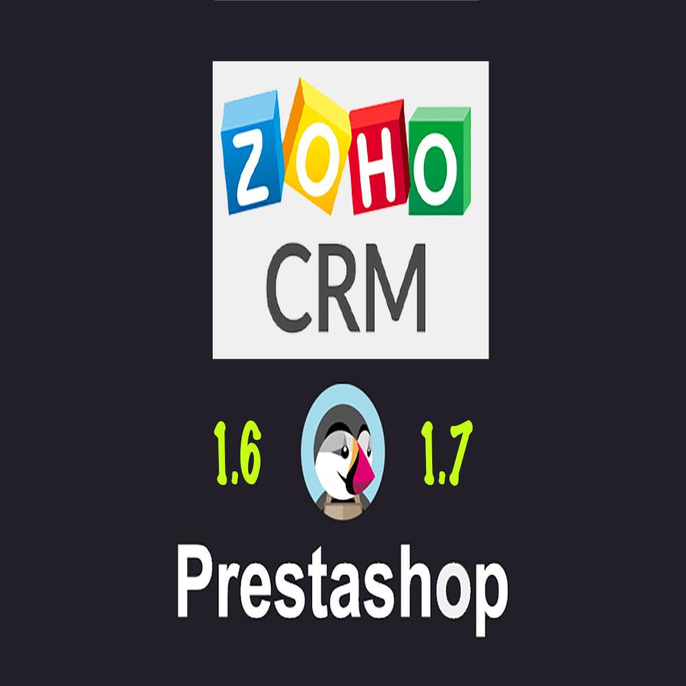 module - Data Integraties (CRM, ERP...) - Zoho CRM - 1