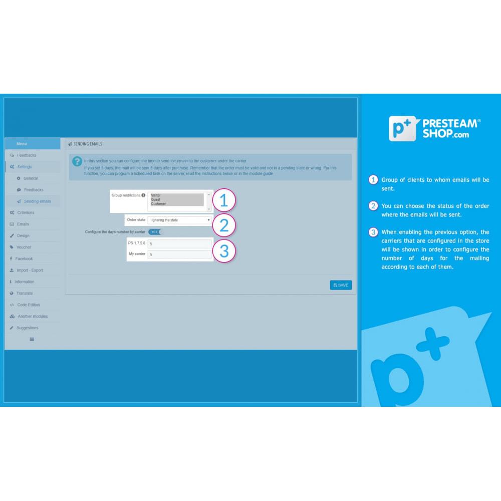 module - Отзывы клиентов - iFeedback - Advanced ratings - 20