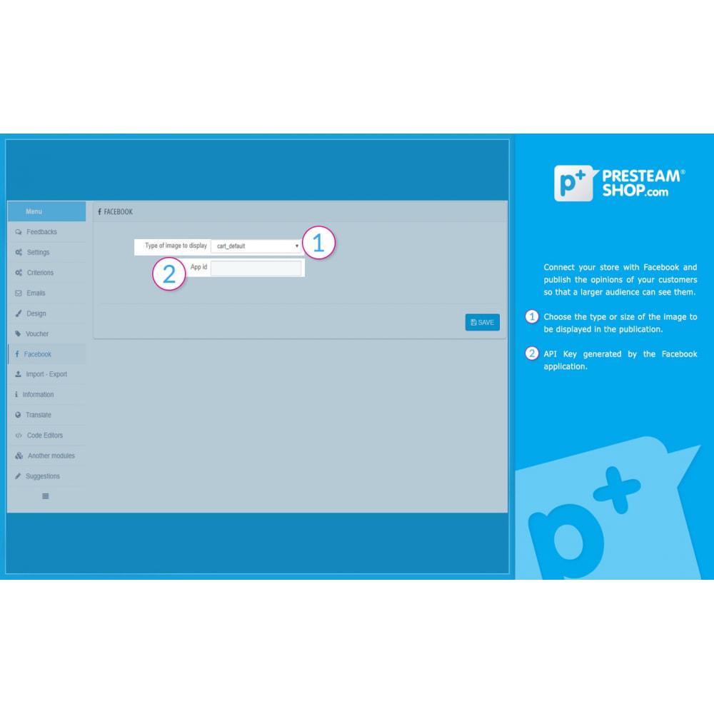 module - Отзывы клиентов - iFeedback - Advanced ratings - 28
