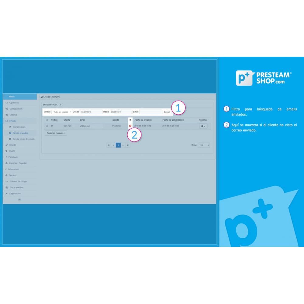 module - Comentarios de clientes - iFeedback - Valoraciónes avanzadas - 23