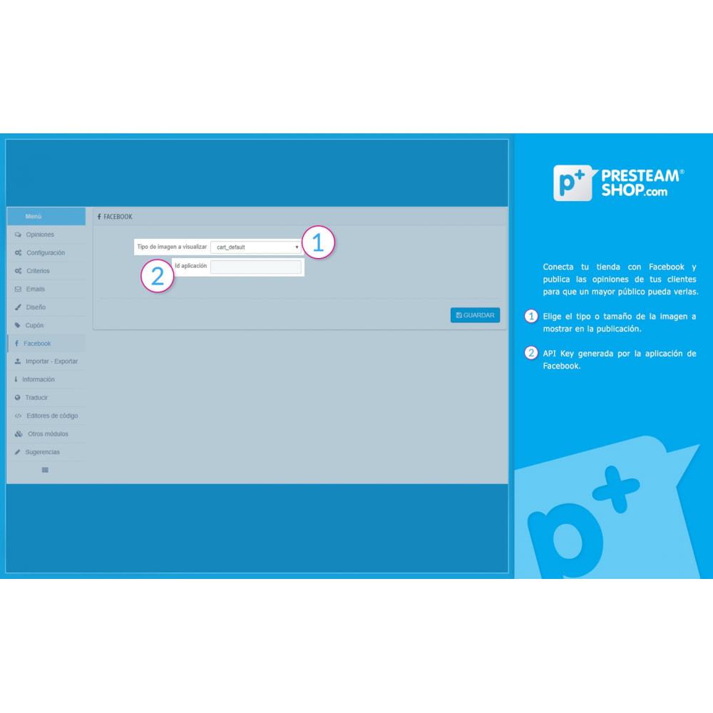 module - Comentarios de clientes - iFeedback - Valoraciónes avanzadas - 28