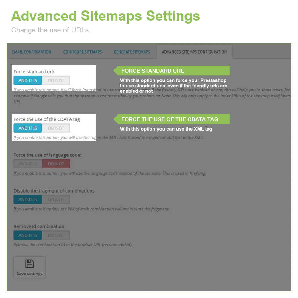 module - SEO - Multilingual and Multistore Sitemap Pro – SEO - 10