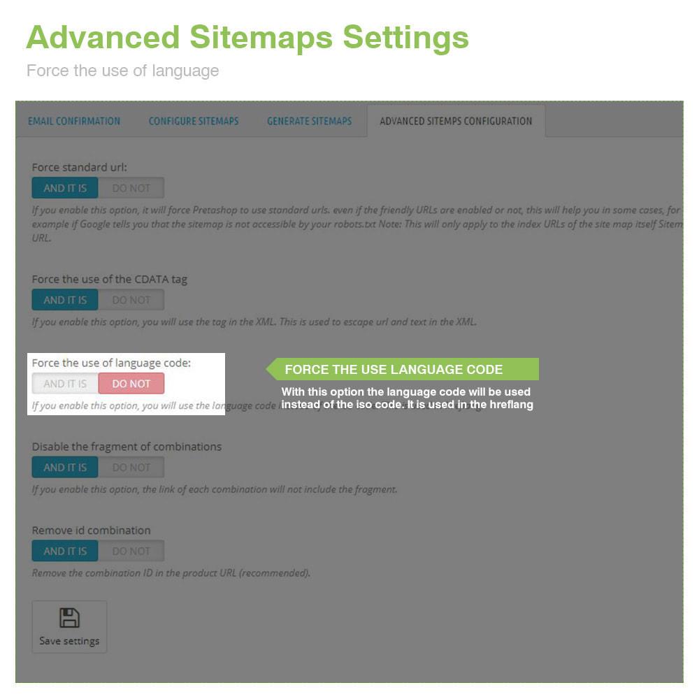 module - SEO - Multilingual and Multistore Sitemap Pro – SEO - 11