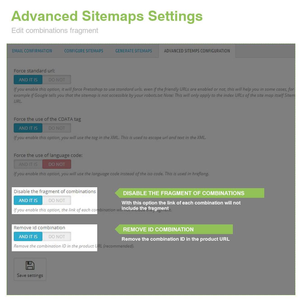 module - SEO - Multilingual and Multistore Sitemap Pro – SEO - 12