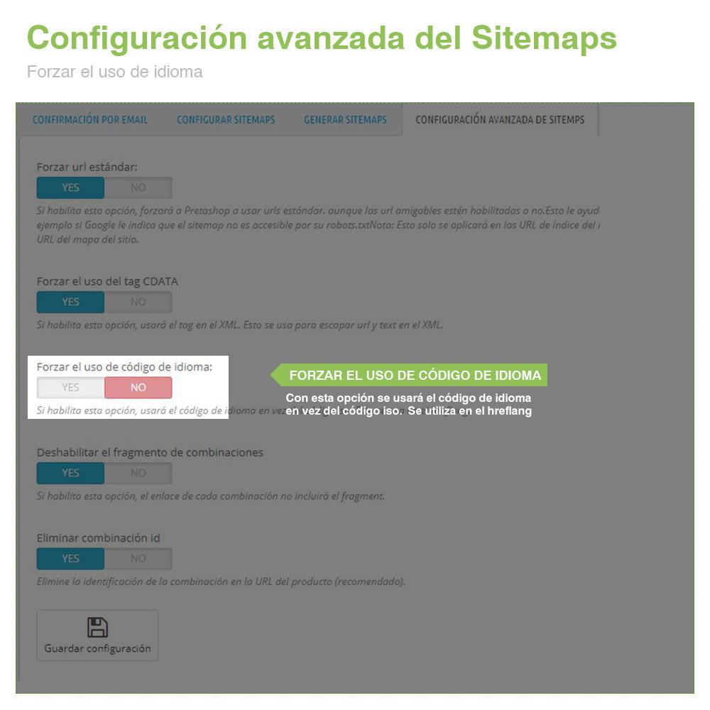 module - SEO (Posicionamiento en buscadores) - Sitemaps Pro Multi-Idiomas y Multi-Tiendas - SEO - 11
