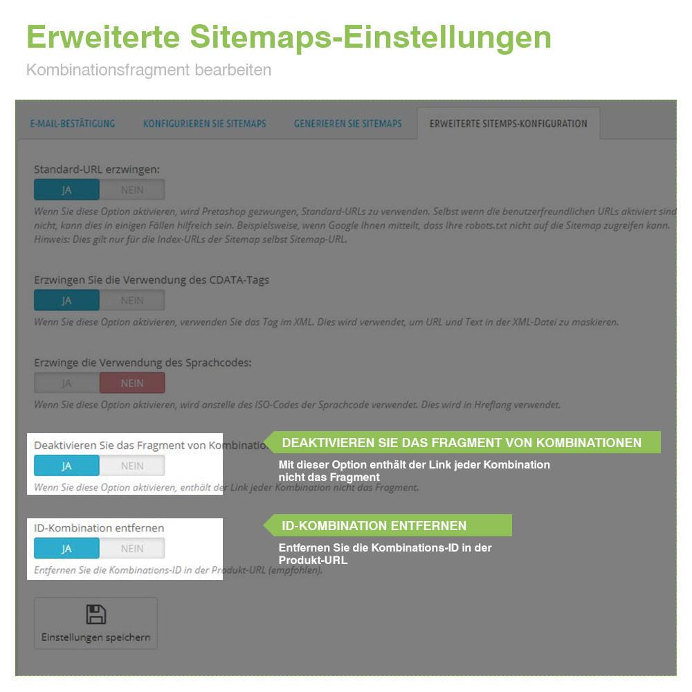 module - SEO - Multisprach und Multishop Sitemap Pro - SEO - 12