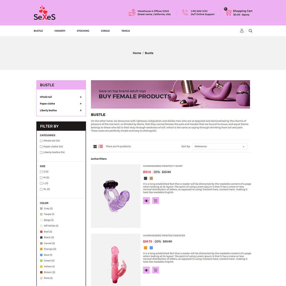 theme - Нижнее белье и товары для взрослых - Sexes - Sex Toys Одежда для плавания для взрослых - 5