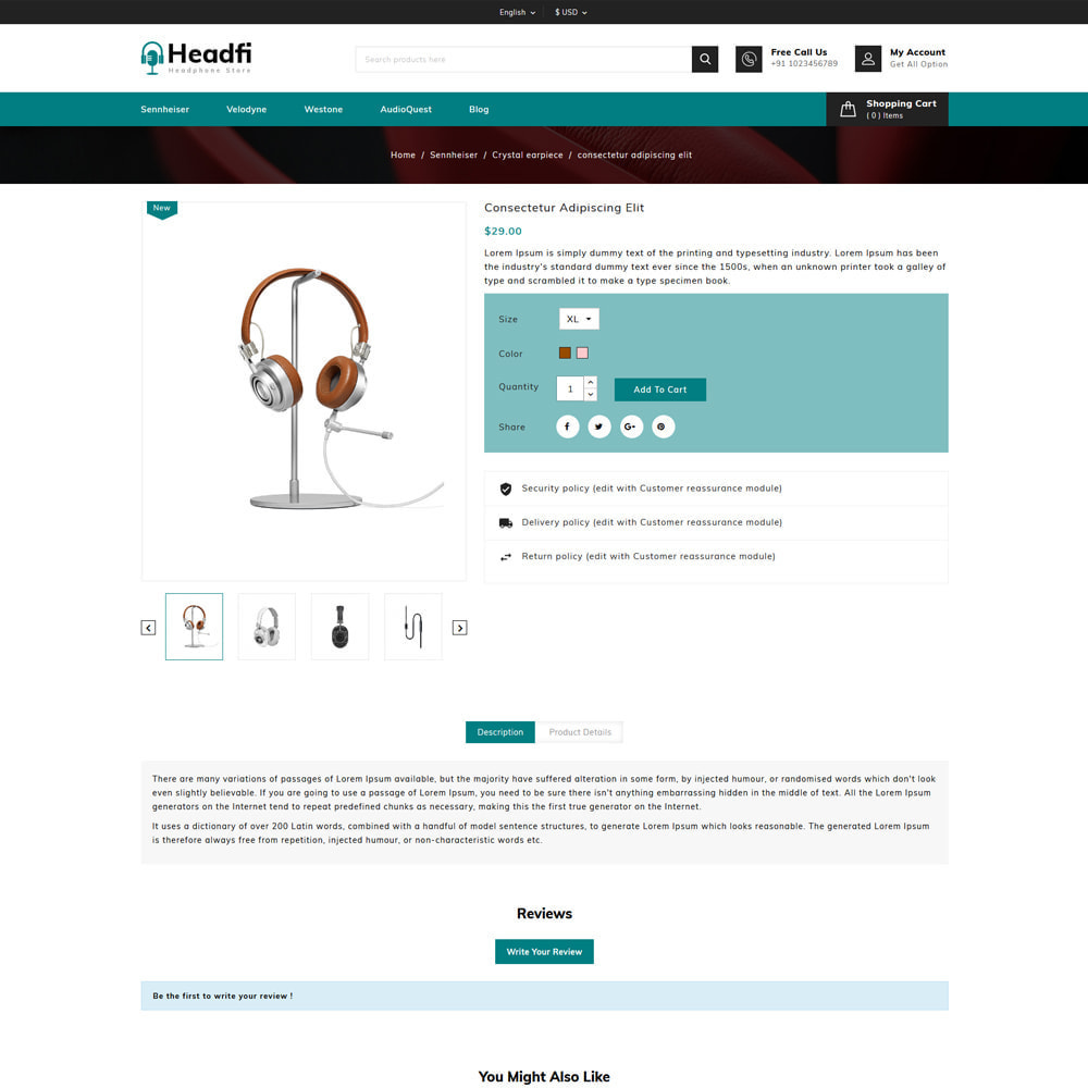 theme - Gifts, Flowers & Celebrations - Headfi - Headphone Store - 4