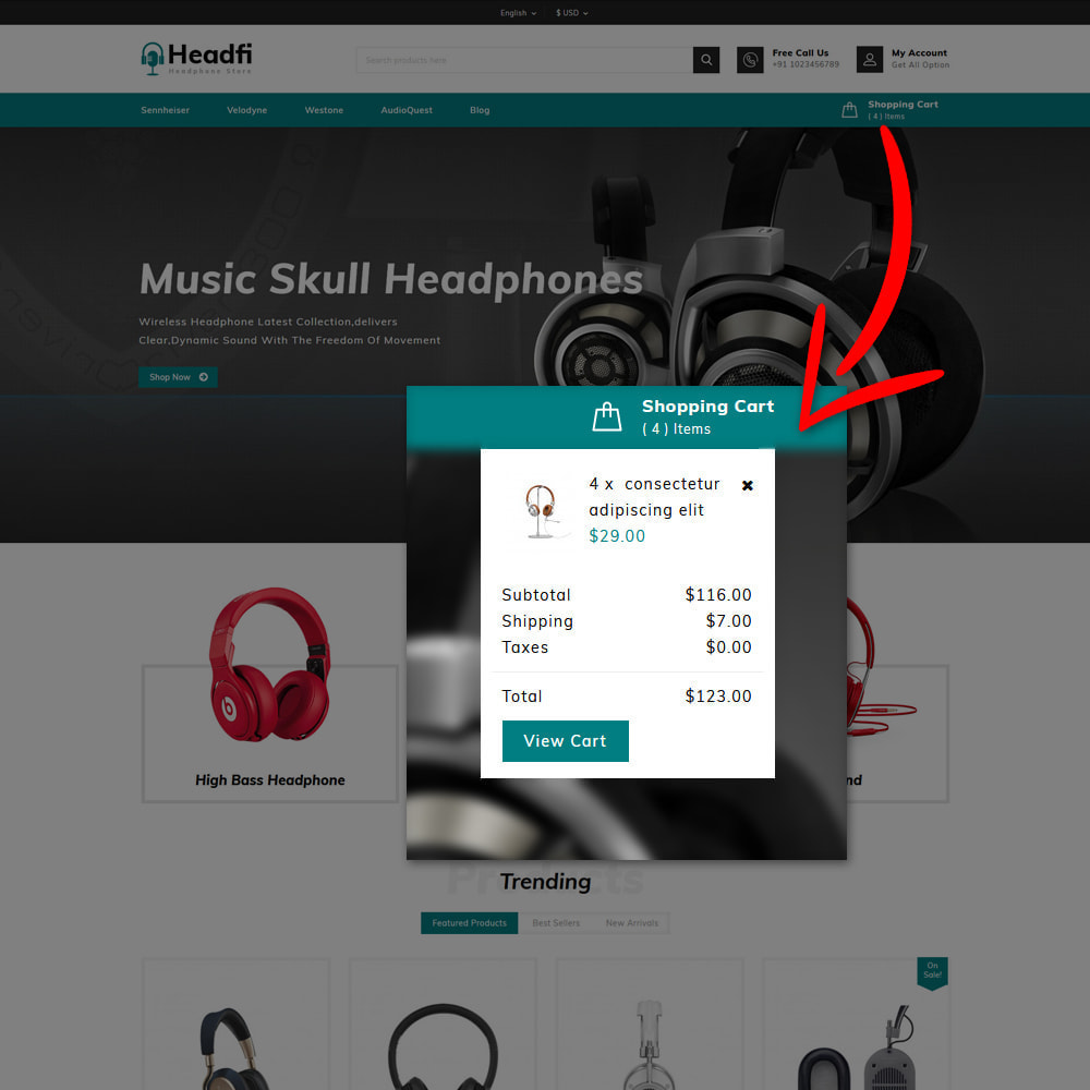 theme - Gifts, Flowers & Celebrations - Headfi - Headphone Store - 7