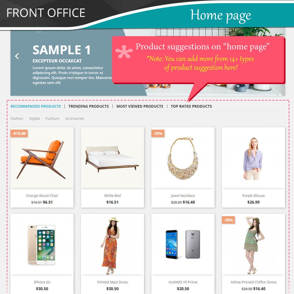 module - Kruisverkoop & Pakketaanbiedingen - Cross Selling Pro - Upsell - Shopping cart & all pages - 9